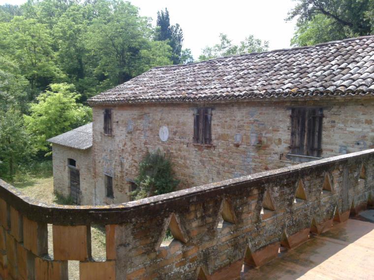 Country house property Monteciccardo