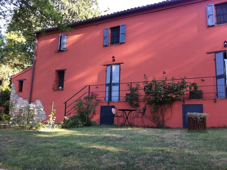Country house property Fano