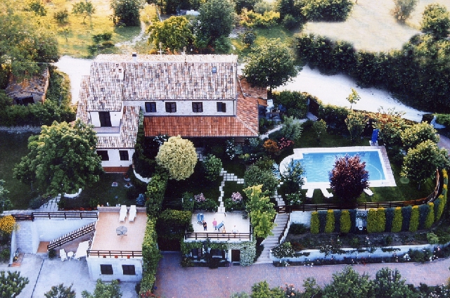 Country house property Orciano di Pesaro